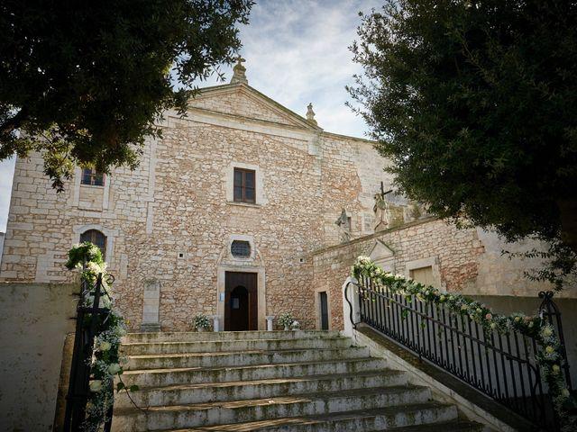 Il matrimonio di Antonio e Maria a Ostuni, Brindisi 17