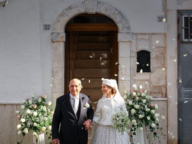 Il matrimonio di Antonio e Maria a Ostuni, Brindisi 18
