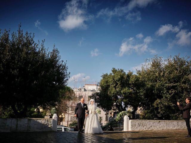 Il matrimonio di Antonio e Maria a Ostuni, Brindisi 22