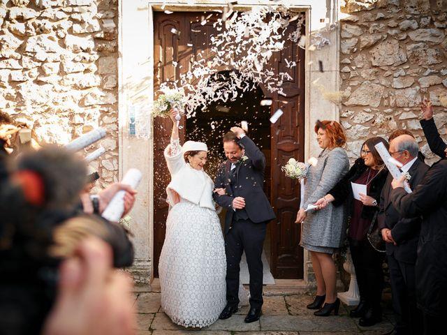 Il matrimonio di Antonio e Maria a Ostuni, Brindisi 31