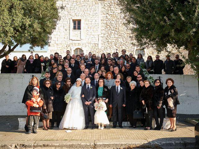 Il matrimonio di Antonio e Maria a Ostuni, Brindisi 33