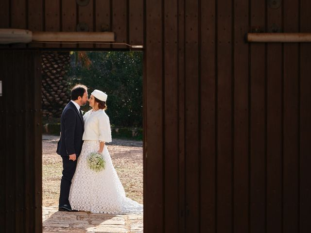 Il matrimonio di Antonio e Maria a Ostuni, Brindisi 35