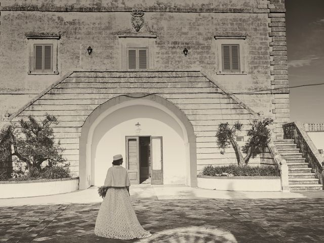 Il matrimonio di Antonio e Maria a Ostuni, Brindisi 36