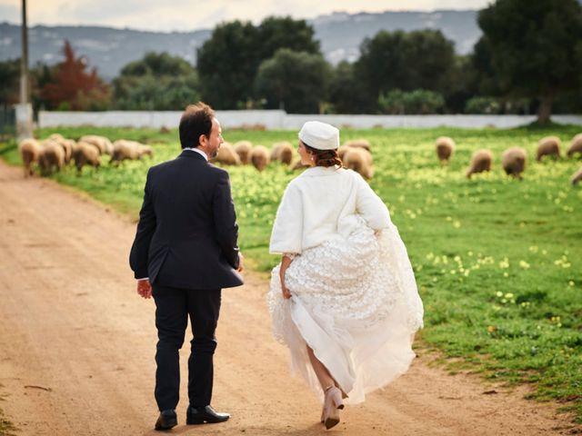 Il matrimonio di Antonio e Maria a Ostuni, Brindisi 40