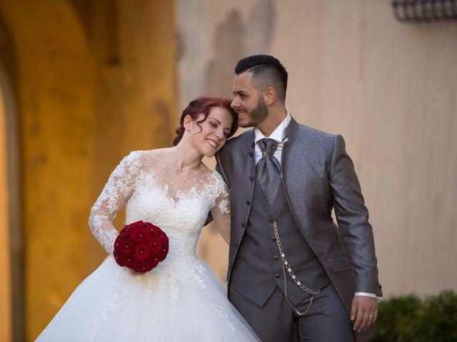 Il matrimonio di Beatrice e Mirko a Grottaferrata, Roma 1