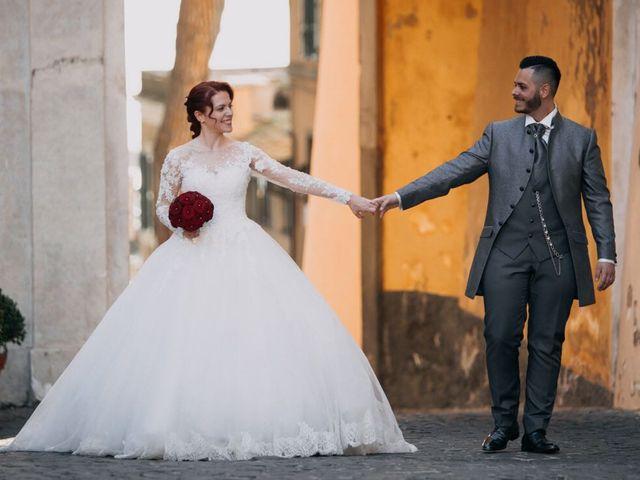 Il matrimonio di Beatrice e Mirko a Grottaferrata, Roma 2