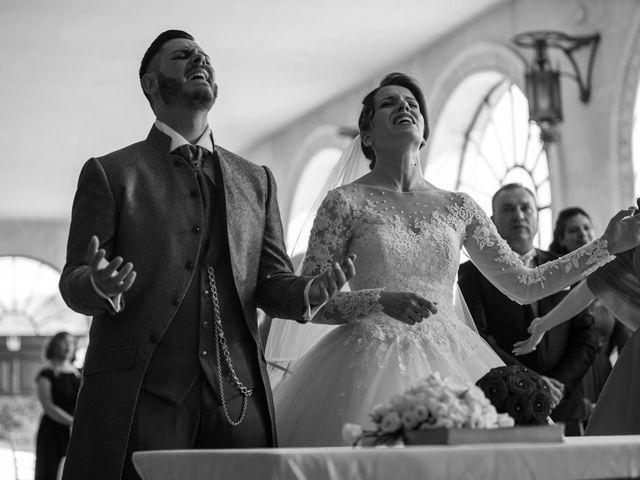 Il matrimonio di Beatrice e Mirko a Grottaferrata, Roma 14