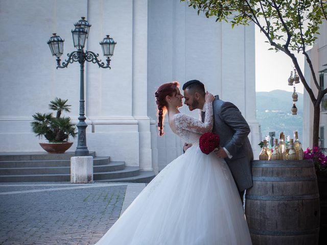 Il matrimonio di Beatrice e Mirko a Grottaferrata, Roma 15