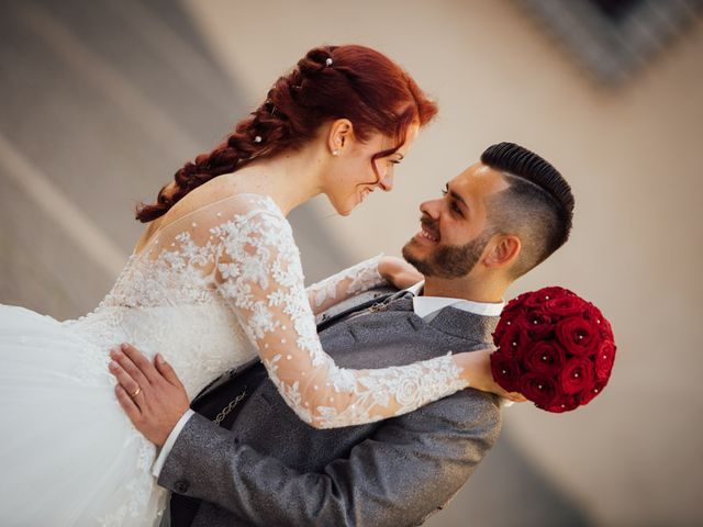 Il matrimonio di Beatrice e Mirko a Grottaferrata, Roma 16
