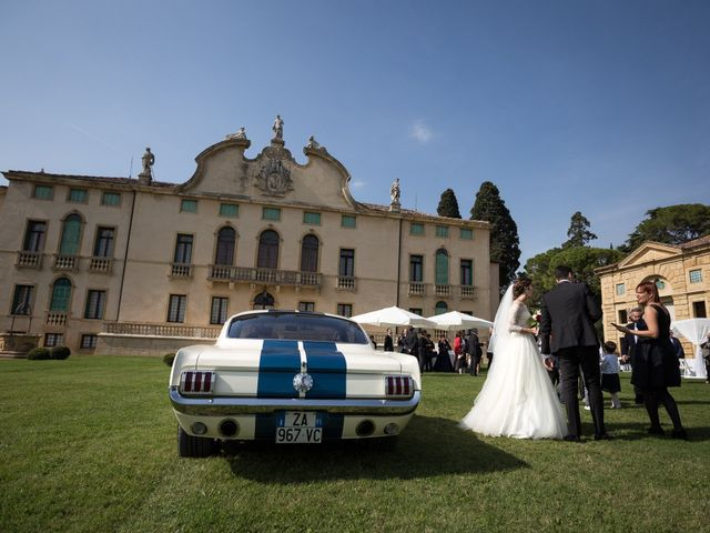 Il matrimonio di Giovanni e Emma a Sandrigo, Vicenza 1