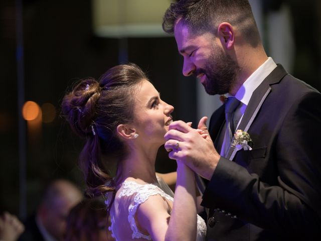 Le nozze di Nastia e Anthony