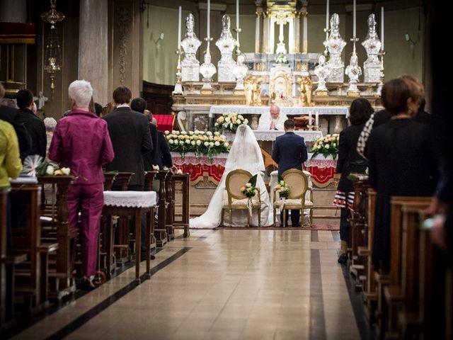 Il matrimonio di Emilio e Federica a Agnadello, Cremona 9