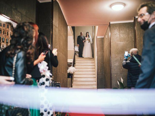 Il matrimonio di Alessandro e Erika a Roma, Roma 9