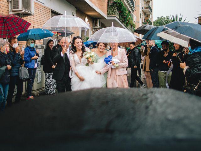 Il matrimonio di Alessandro e Erika a Roma, Roma 12