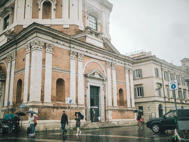 Il matrimonio di Alessandro e Erika a Roma, Roma 16