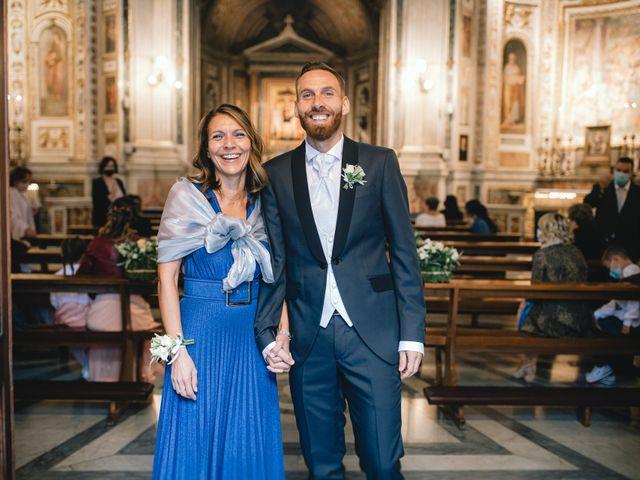 Il matrimonio di Alessandro e Erika a Roma, Roma 17