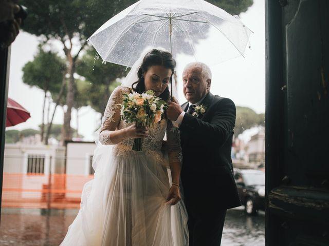 Il matrimonio di Alessandro e Erika a Roma, Roma 19