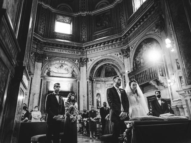 Il matrimonio di Alessandro e Erika a Roma, Roma 20
