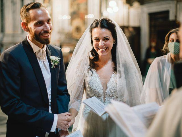 Il matrimonio di Alessandro e Erika a Roma, Roma 21