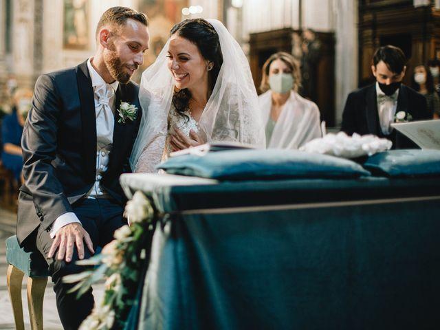 Il matrimonio di Alessandro e Erika a Roma, Roma 22