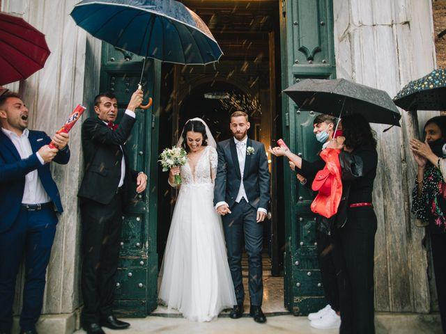 Il matrimonio di Alessandro e Erika a Roma, Roma 24