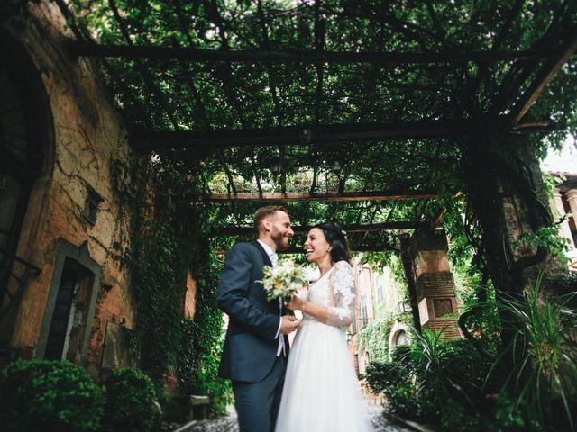Il matrimonio di Alessandro e Erika a Roma, Roma 32
