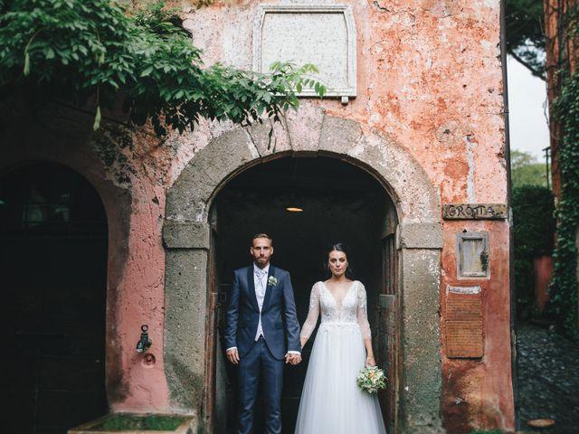 Il matrimonio di Alessandro e Erika a Roma, Roma 33