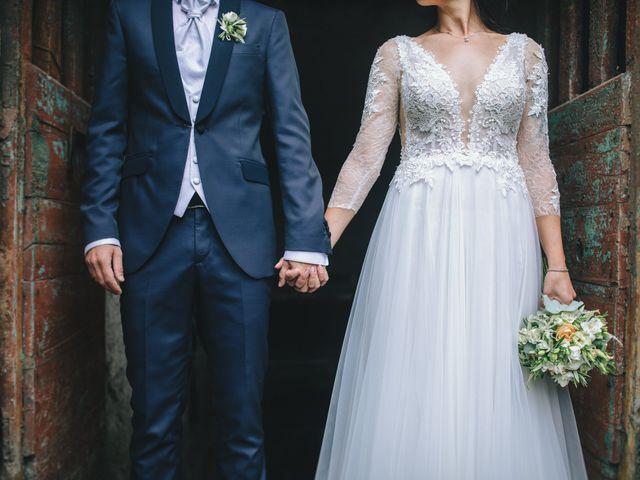 Il matrimonio di Alessandro e Erika a Roma, Roma 35
