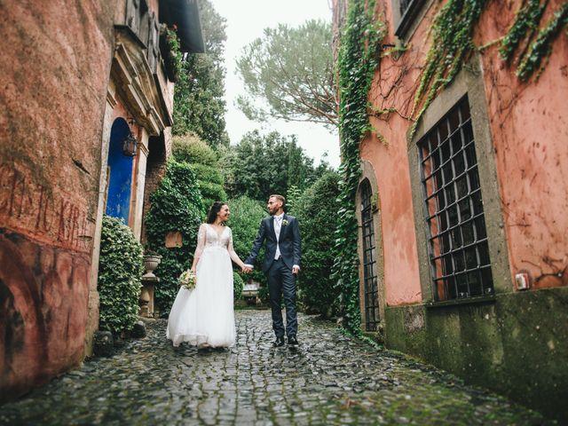 Il matrimonio di Alessandro e Erika a Roma, Roma 38