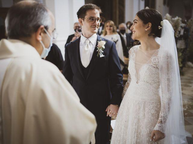 Il matrimonio di Leo e Letizia a Mogliano, Macerata 13