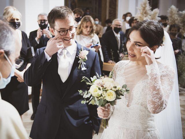 Il matrimonio di Leo e Letizia a Mogliano, Macerata 17