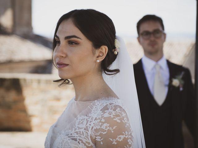 Il matrimonio di Leo e Letizia a Mogliano, Macerata 20