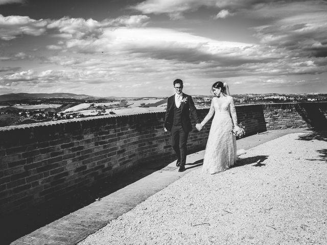 Il matrimonio di Leo e Letizia a Mogliano, Macerata 25