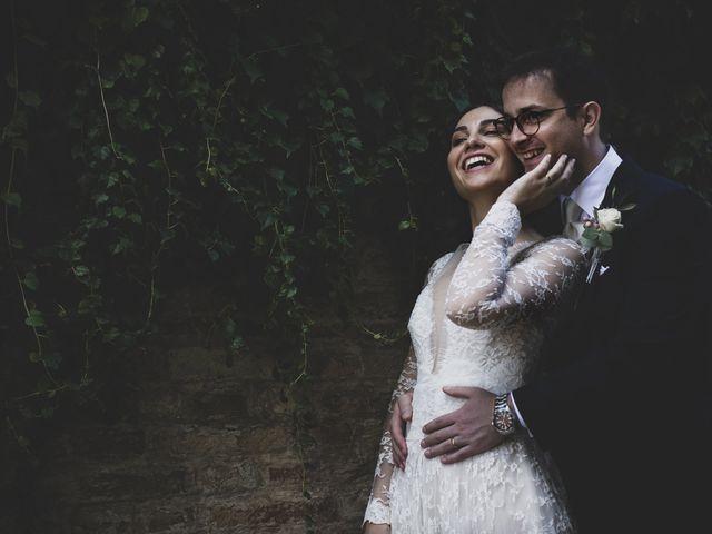 Le nozze di Letizia e Leo
