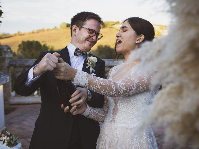 Il matrimonio di Leo e Letizia a Mogliano, Macerata 39