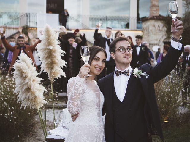 Il matrimonio di Leo e Letizia a Mogliano, Macerata 40