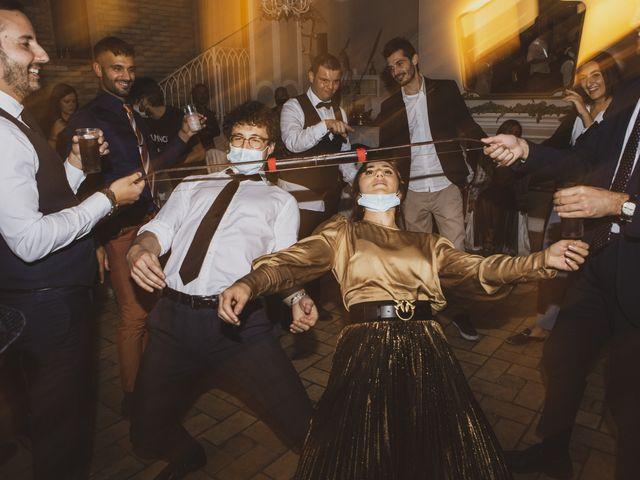 Il matrimonio di Leo e Letizia a Mogliano, Macerata 45
