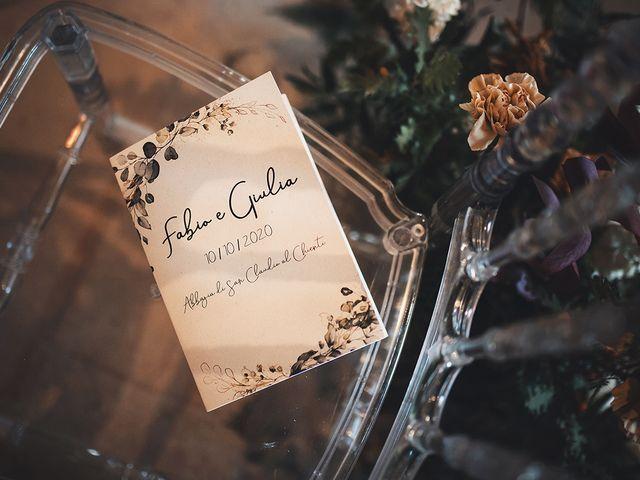 Il matrimonio di Fabio e Giulia a Tolentino, Macerata 13