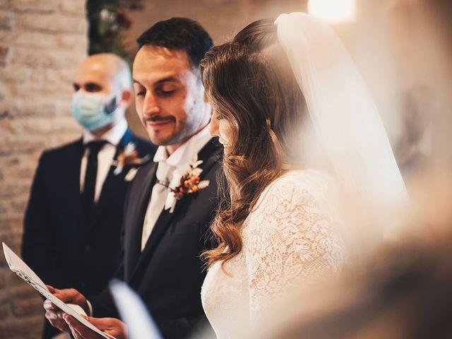 Il matrimonio di Fabio e Giulia a Tolentino, Macerata 15