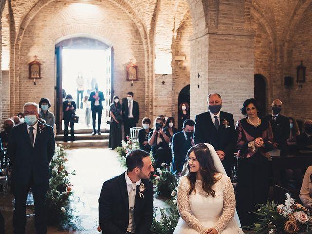 Il matrimonio di Fabio e Giulia a Tolentino, Macerata 19