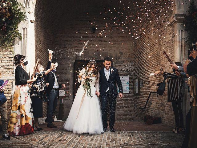 Il matrimonio di Fabio e Giulia a Tolentino, Macerata 22