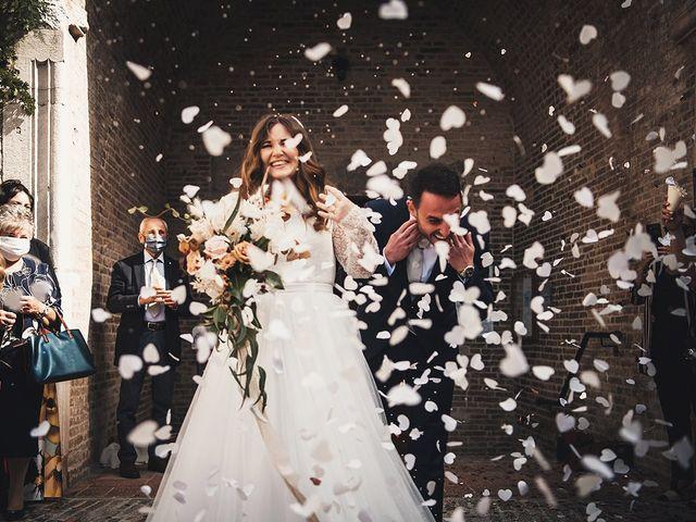 Il matrimonio di Fabio e Giulia a Tolentino, Macerata 23