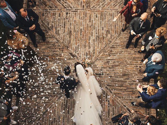 Il matrimonio di Fabio e Giulia a Tolentino, Macerata 24