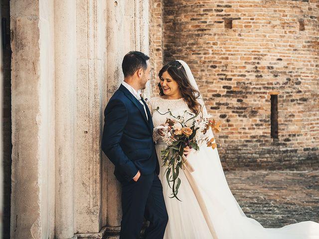 Il matrimonio di Fabio e Giulia a Tolentino, Macerata 27