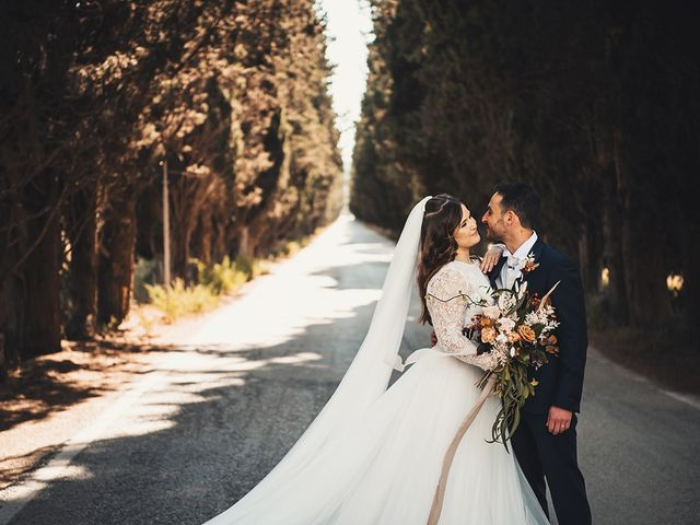 Il matrimonio di Fabio e Giulia a Tolentino, Macerata 29