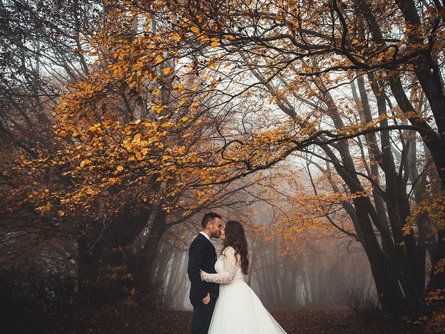 Il matrimonio di Fabio e Giulia a Tolentino, Macerata 32