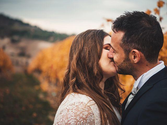Il matrimonio di Fabio e Giulia a Tolentino, Macerata 38