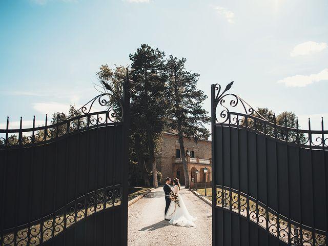 Il matrimonio di Fabio e Giulia a Tolentino, Macerata 43