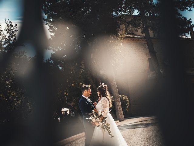 Il matrimonio di Fabio e Giulia a Tolentino, Macerata 44