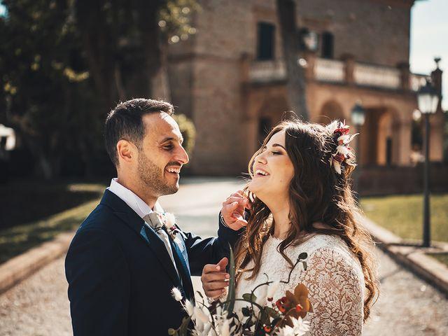 Il matrimonio di Fabio e Giulia a Tolentino, Macerata 45